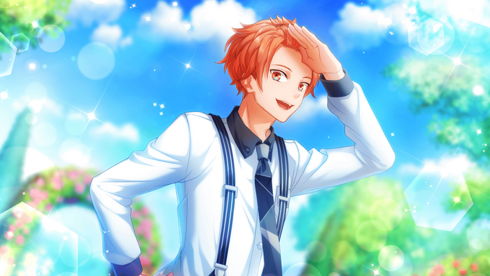 【Flower Garden】Fudo Akane CG 2