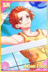 【Beach Volleyball】Fudo Akane 1