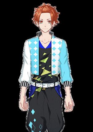 【Rainfall】Fudo Akane costume