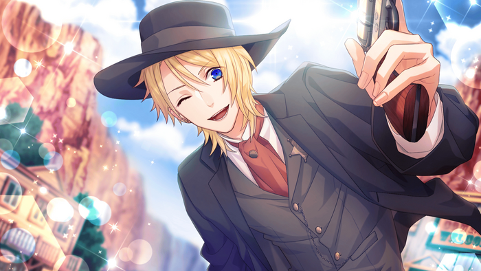 【Unexpected Side】Teramitsu Haruhi CG 2