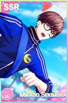 【Cheer Battle】Sekimura Mikado 1