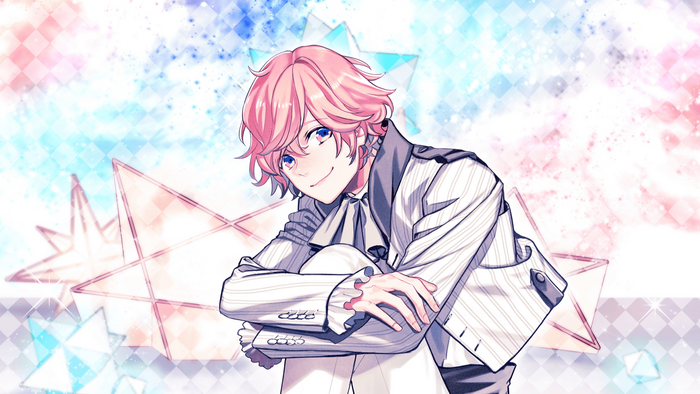 【WHITE SUIT】Ashu Yuta CG 1