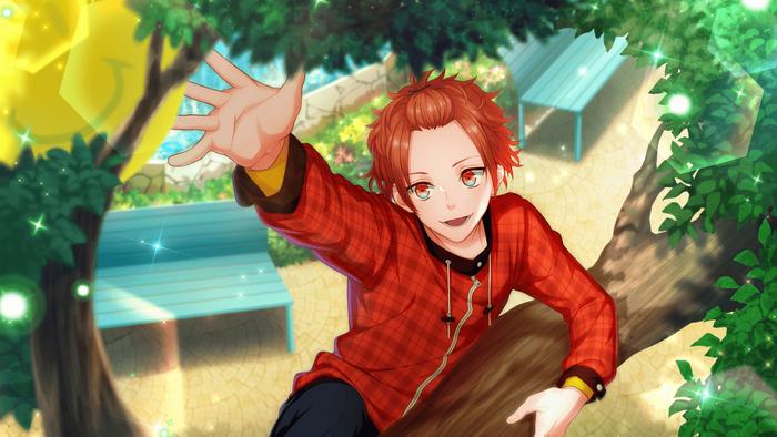 【ON THE STAGE】Fudo Akane CG 1