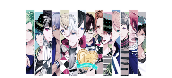 B-PROJECT 1st Anniversary Special ~1st Anniversary Nico Special Broadcast~ Banner
