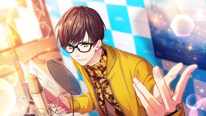 【BIRTHDAY PARTY】Sekimura Mikado CG 1