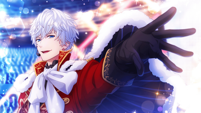 【Snow Magic】Kitakado Tomohisa CG 2