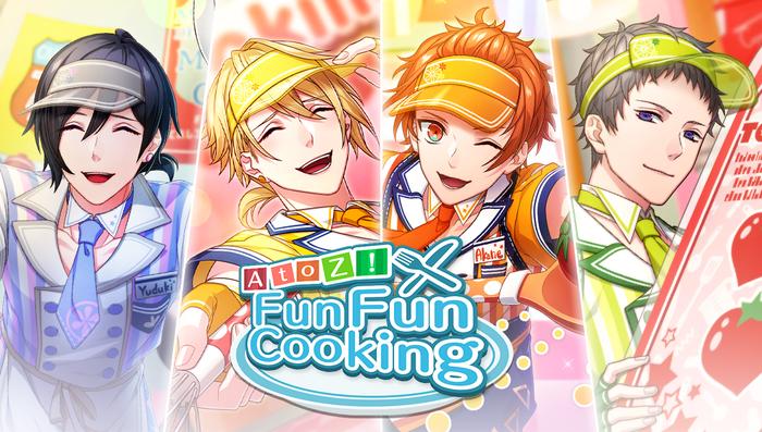 A to Z! Fun Fun Cooking Banner