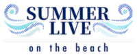 SUMMER LIVE on the beach