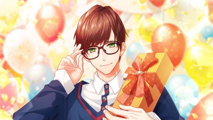 【BIRTHDAY PARTY】Sekimura Mikado CG 2