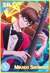 【MUSIC】Sekimura Mikado 1