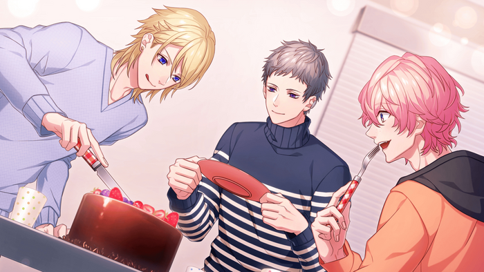 GIFT OF LOVE for Valentine's Day CG