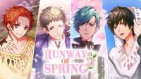 RUNWAY OF SPRING Banner