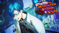 Trick or Party!? Halloween Sweets Night Banner