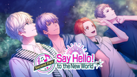 Say Hello! to the New World (Part 2) Banner