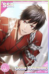 【New Year】Kaneshiro Goshi 1