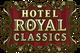 HOTEL ROYAL CLASSICS