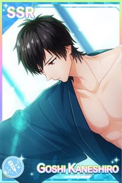【Dripping Water】Kaneshiro Goshi 1
