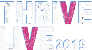 Thrive Live 2019 Logo