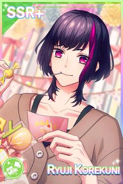 【BIRTHDAY PARTY】Korekuni Ryuji 2