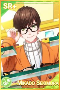 【Glasses Key Point】Sekimura Mikado 2