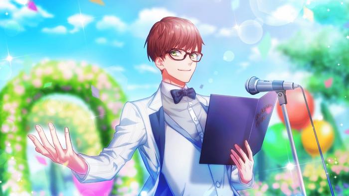 【Flower Garden】Sekimura Mikado CG 2
