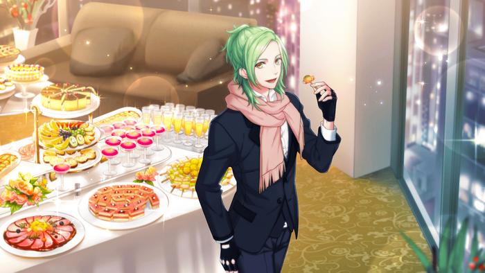 【PARTY NIGHT】Osari Hikaru CG 1