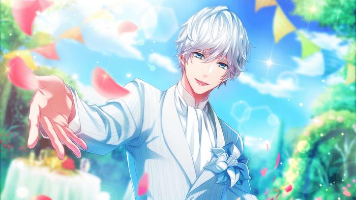 【Flower Garden】Kitakado Tomohisa CG 2