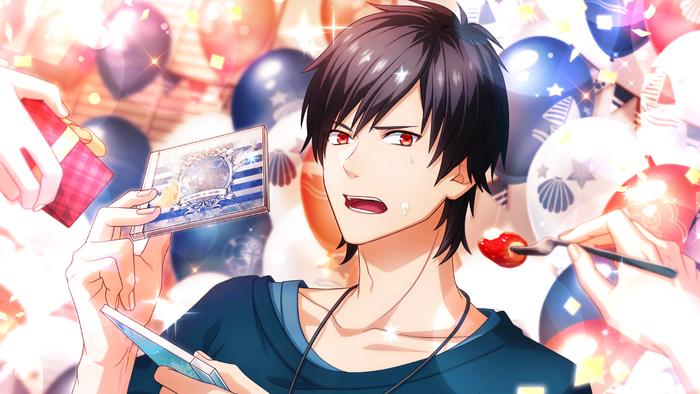 【BIRTHDAY PARTY】Kaneshiro Goshi CG 2