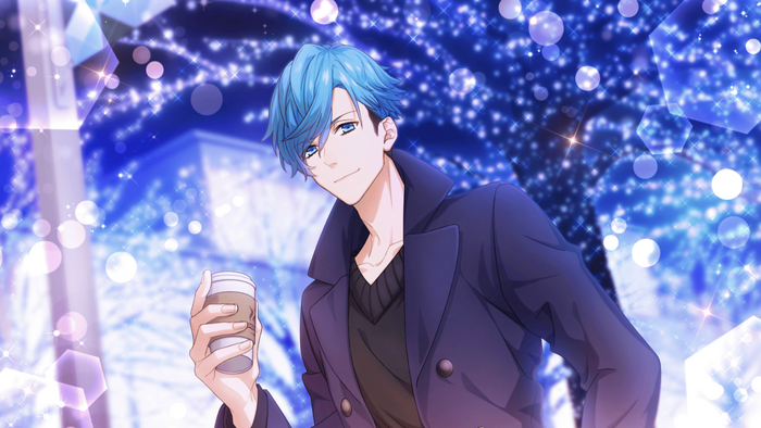 【Sparkling Town】Aizome Kento CG 1