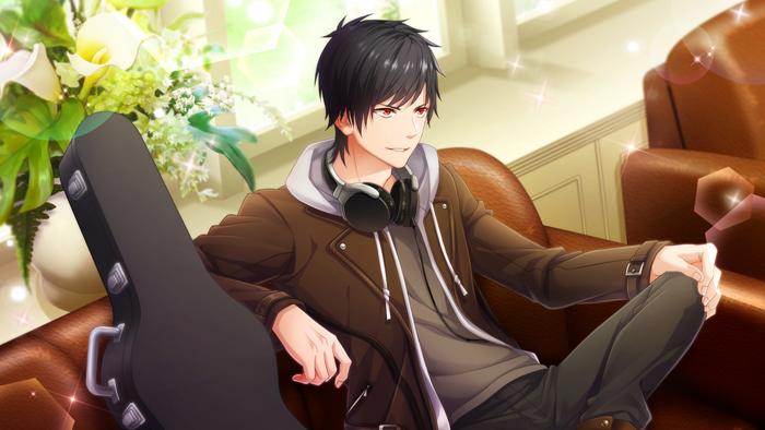 【Flower Garden】Kaneshiro Goshi CG 1