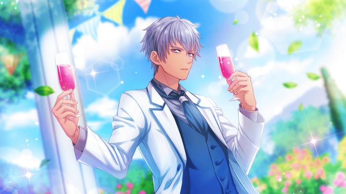 【Flower Garden】Nome Tatsuhiro CG 2