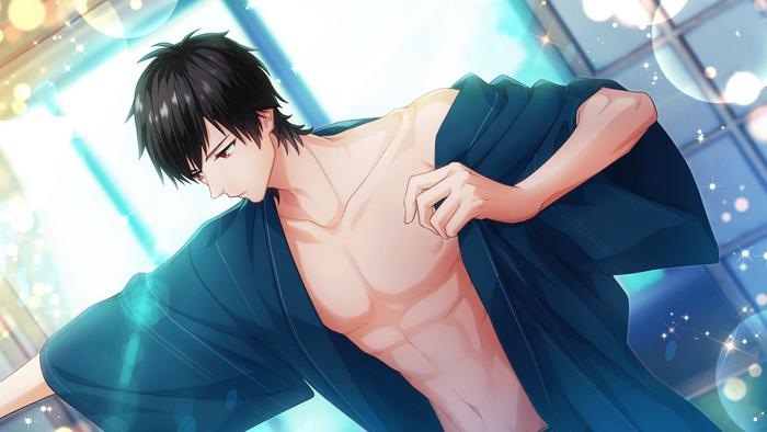 【Dripping Water】Kaneshiro Goshi CG 1