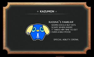 H kazumon