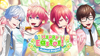 Happy Easter! Animal Project Banner