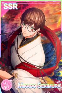 【Spirited Away】Sekimura Mikado 1