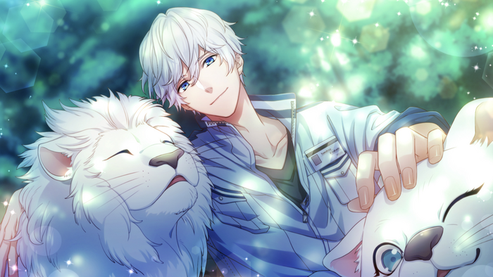 【White Lion】Kitakado Tomohisa CG 2