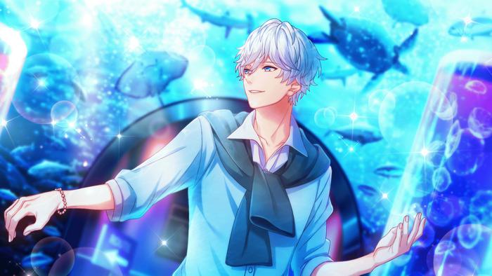 【Starry Sky Surprise】Kitakado Tomohisa CG 2