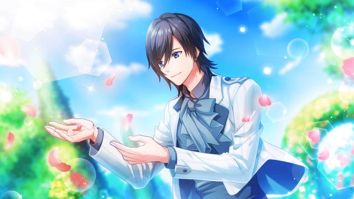 【Flower Garden】Teramitsu Yuduki CG 2