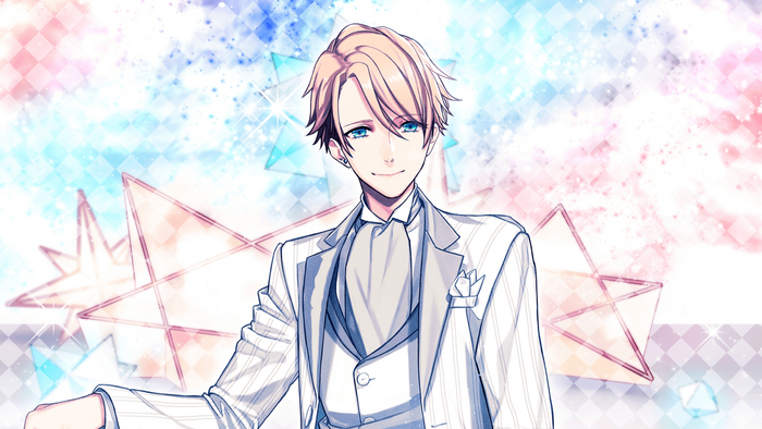 【WHITE SUIT】Masunaga Kazuna CG 1