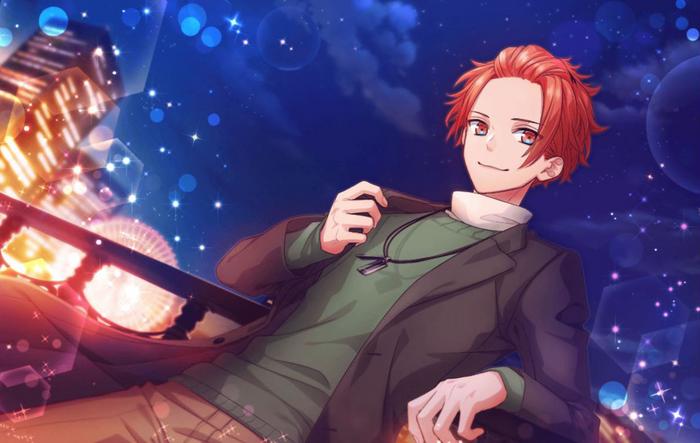 【Autumn Sky Date】Fudo Akane CG 2