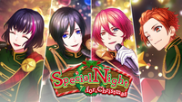 Special Night for Christmas Banner