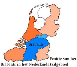 Brabantse-taal