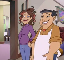Marias parents