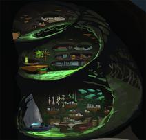 Viccan's hideout