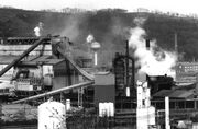 Edgar Thomson Steel Mill