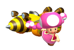 Toadette Artwork