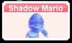 Shadow Mario MSMWU