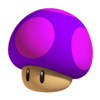 Poison Mushroom SM3DW