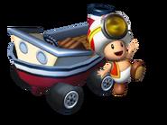 Toad Brigade Captain 2.0