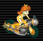 Sneakster-Daisy